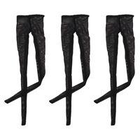 3pcs 1:6 Pantyhose Women Clothes for 12'' HT Phicen Kumik CY CG Girls