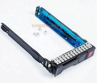 "HP 2.5"" G8 Gen8 SAS SATA Drive Tray DL380p DL360p DL160 DL560 DL385 651687-001"