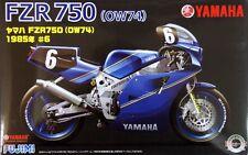 Fujimi Bike-12 1/12 Model Motorbike Kit Yamaha FZR750 OW74 Suzuka 8Hours '85 #6