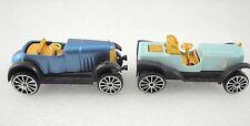 2 Vintage Cars 1903 Mercedes & 1924 Morris