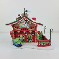 Needle's Tree Farm Department 56 North Pole Series Christmas Village
