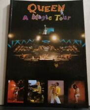 NO CD - QUEEN - LIBRO FOTOGRAFICO A MAGIC TOUR NUOVO 48 PAGINE COLORI 1987