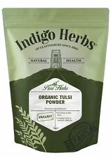 Orgánico Tulsi Polvo - 1kg-índigo Hierbas