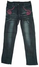 Jeans rose pour fille de 12 à 13 ans