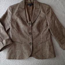 LAFAYETTE 148 BLAZER,Ladies Jacket, SZ 4,  3/4 Sleeve CAREER  ar