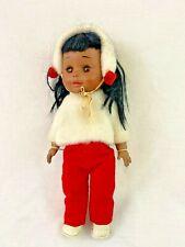 Vintage Vogue Doll 1964 African American Winter Jacket Earmuff