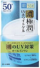 Hada Labo Gokujyun UV White Gel 90g 1.42oz SPF50+ PA++++(from US warehouse)