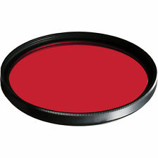 B+W 77mm #29 Dark Red SC (091) Filter - Schott Glass - MPN: 65-072139