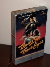 Those Lips, Those Eyes (1980) NEW SEALED vhs MGM BIG BOX