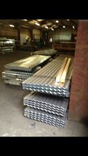 12Ft (3.6m) Metal Galvanised Tin Corrugated Roofing Sheet cladding.,*.
