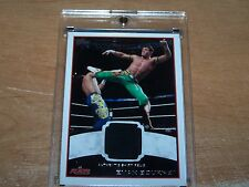 Topps WWE 2012 Trading Card Evan Bourne Authentic Shirt Relic