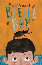 Beetle Boy (The Battle of the Beetles)-ExLibrary