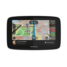 """TomTom Go 520, 5.0"""" GPS Navigation Device with Lifetime Traffic & Maps, Wi-fi"""