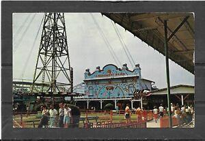 Vintage1960 Picture Postcard of Ocean View Amusement Park, Norfolk, Virginia