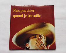 Tony TRUANT Fais pas chier quand je travaille ORIG cardsleeve CD New Rose SEALED