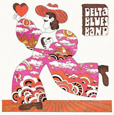 """Delta Blues Band:  """"S/T""""  (CD)"""