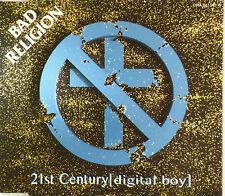 Maxi CD - Bad Religion - 21st Century [Digital Boy] - #A2167