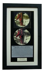 KATE BUSH The Red Shoes CLASSIC CD Album TOP QUALITY FRAMED+EXPRESS GLOBAL SHIP