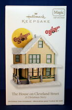 Hallmark 2012 The House On Cleveland Street-A Christmas Story Magic Light Sound