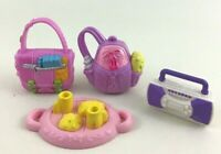 Fisher Price Loving Family Dream Dollhouse Replacement Parts Accessory Lot 4pc