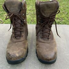 Field & Stream Mountain Extreme Boots 400g Thinsulate Waterproof Size 13 W Wide