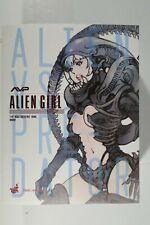 Hot Toys HAS002 Alien Girl AVP 1/6 Scale 2015