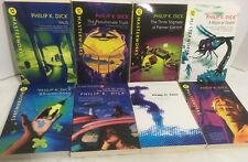 Set of 8 Philip K Dick SF Masterworks Paperback Gollancz Novels - NEW