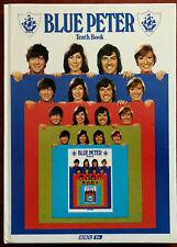 Bleu Peter Tenth Livre BBC Livres Vintage GB TV Séries Annual 1973