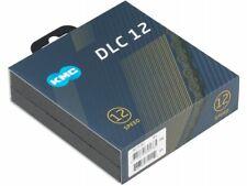 KMC DLC 12-Speed Black