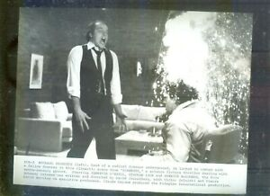 LOT OF 12  8X10 PRESS PHOTOGRAPHS MOVIE-  SCANNERS- SEAN CONNERY-JESUS