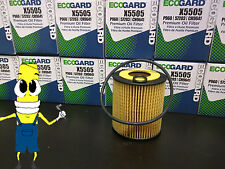 Premium Oil Filter for Ford Fusion with 2.3L Engine 2006-2009 Case of 12