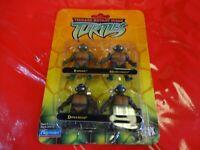TMNT Teenage mutant ninja turtles Mini collection Playmates NEW