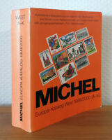 MICHEL Europa-Katalog WEST 1999/2000 (A-K), Schwaneberger Verlag