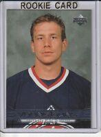 Filip Novak 2006-07 Upper Deck Young Guns Rookie Card #209