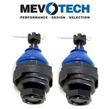 For Acura TL Honda Pair Set of 2 Front Upper Off-Set Type Ball Joints Mevotech