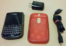 BLACKBERRY 9650 BOLD 3.2 MP VERIZON CELL PHONE SET - WONDERFUL WORKING CONDITION