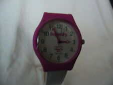 LADIES SUPERDRY WATCH SLY 166V NEW SWISS MADE RENATA BATTERY