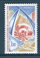 TIMBRE 1934 NEUF XX LUXE - FEDERATION EUROPEENNE DE LA CONSTRUCTION