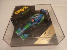 Coche de carreras de automodelismo y aeromodelismo Benetton escala 1:43