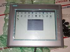 "Siemens 6AV6 644-0AA01-2AX0 SIMATIC MP 377 12"" Touch, ES: 11, New no Box, Tested"