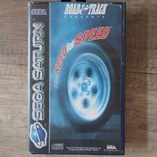Sega Saturn ► The Need for Speed ◄ komplett in OVP | TOP