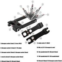 20 in 1 Bicycle Tools Set Mountain Bike Multi Repair Tool Kit N7A5
