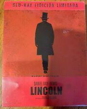 Lincoln - Blu-Ray - Steelbook Limited Edition - Import - Region B