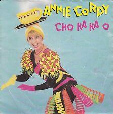 Annie cordy cho ka ka o + all babies are handed 45t port a prixcoutant