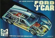 1970s MPC Ford J Car model box magnet - new!