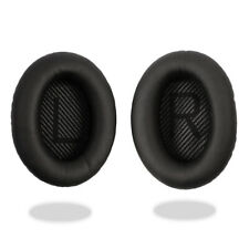 Black Ear Cushion Kit for Bose QuietComfort 35 QC35 Headphones Replacement Pads