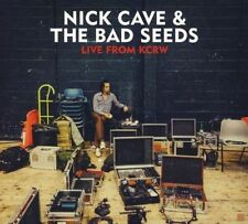 NICK CAVE & THE BAD SEEDS Live From KCRW CD BRAND NEW Digipak