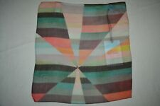 Paul Smith Mens Shattered Cotton Pocket Square Brand New