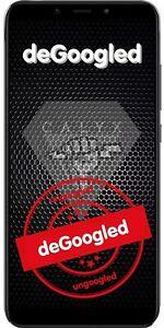 deGoogled Android 11 CalyxOS verified Boot Security & Privacy Mi A2 OTA-Updates