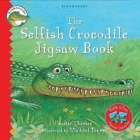 The Selfish Crocodile Jigsaw Book by Charles, Faustin, Good Used Book (Board boo